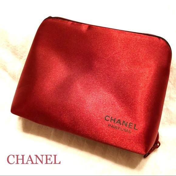 8ab000288bd1 CHANEL Bags | Makeup Perfume Bag | Poshmark